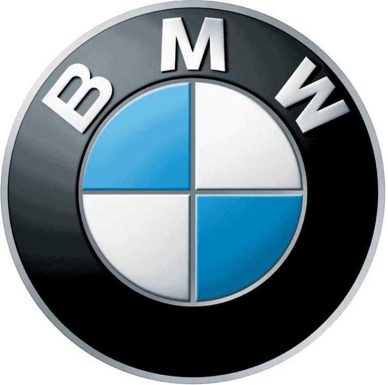 BMW  OPIERKA NA NOHU