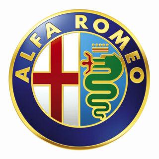 ALFA ROMEO SLNEČNÉ CLONY