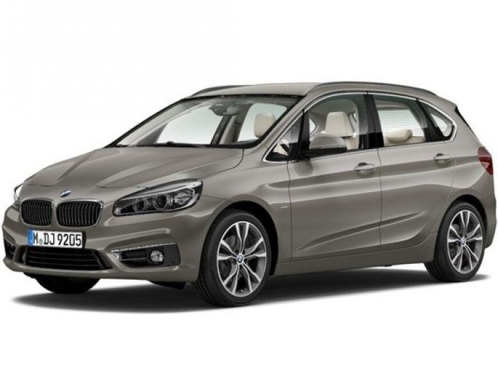 BMW 2 ACTIVE TOURER (F45)  (2014-) PRÉMIOVÉ TEXTILNÉ AUTOKOBERCE