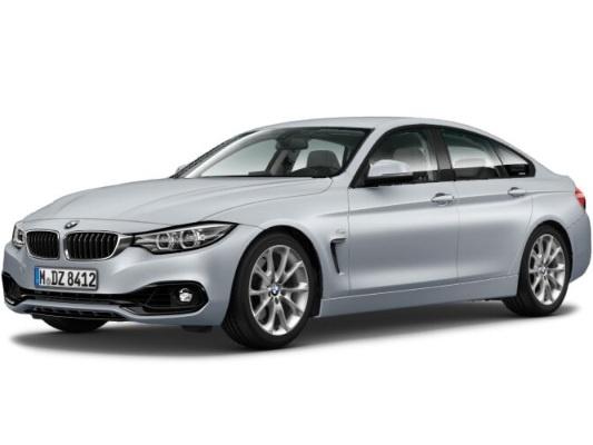 BMW 4 (F36) GRAN COUPE (2014-) PRÉMIOVÉ TEXTILNÉ AUTOKOBERCE