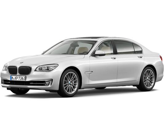 BMW 7 (F01/F02) (2008-2015) PRÉMIOVÉ TEXTILNÉ AUTOKOBERCE