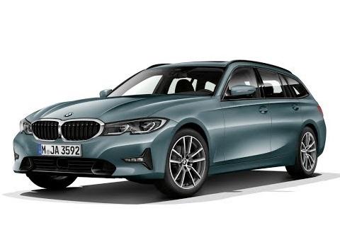 BMW 3 (G21) (2019-) PRÉMIOVÉ TEXTILNÉ AUTOKOBERCE
