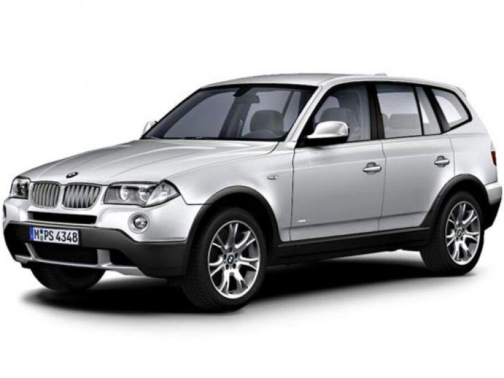 BMW X3 (E83) (2003-2010) PRÉMIOVÉ TEXTILNÉ AUTOKOBERCE