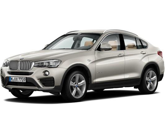 BMW X4 (F26) (2014-2018) PRÉMIOVÉ TEXTILNÉ AUTOKOBERCE