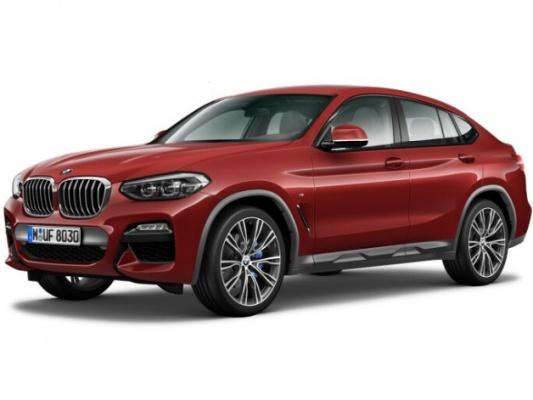 BMW X4 (G02) (2018-) PRÉMIOVÉ TEXTILNÉ AUTOKOBERCE