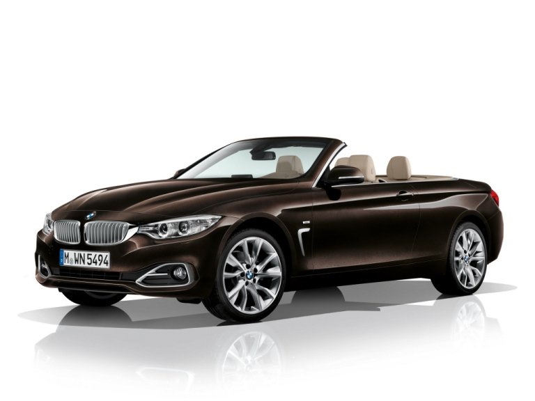 BMW 4 (F33) CABRIO  (2014-) PRÉMIOVÉ TEXTILNÉ AUTOKOBERCE