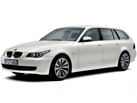 BMW 5 (E61) (2003-2010) PRÉMIOVÉ TEXTILNÉ AUTOKOBERCE