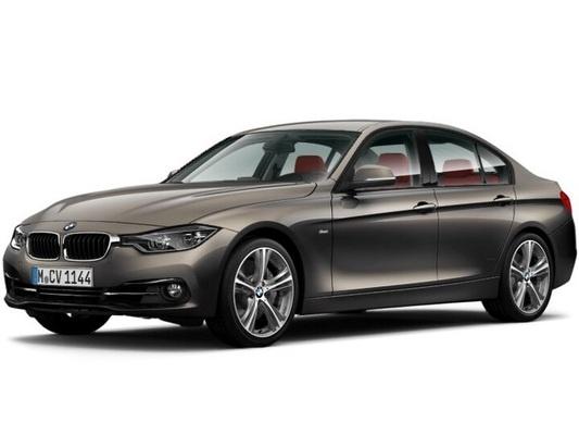 BMW 3 (F30) (2012-2019) PRÉMIOVÉ TEXTILNÉ AUTOKOBERCE
