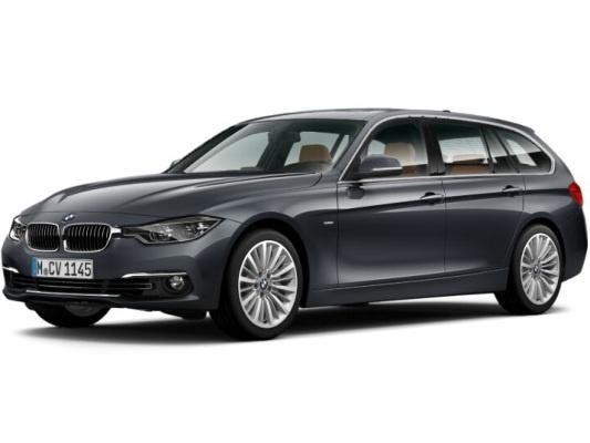 BMW 3 (F31) (2012-2019) PRÉMIOVÉ TEXTILNÉ AUTOKOBERCE