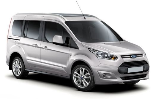 FORD GRAND TOURNEO CONNECT (2014-) PRÉMIOVÉ TEXTILNÉ AUTOKOBERCE