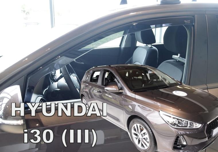 HYUNDAI I30 (2017-) PRÉMIOVÉ TEXTILNÉ AUTOKOBERCE