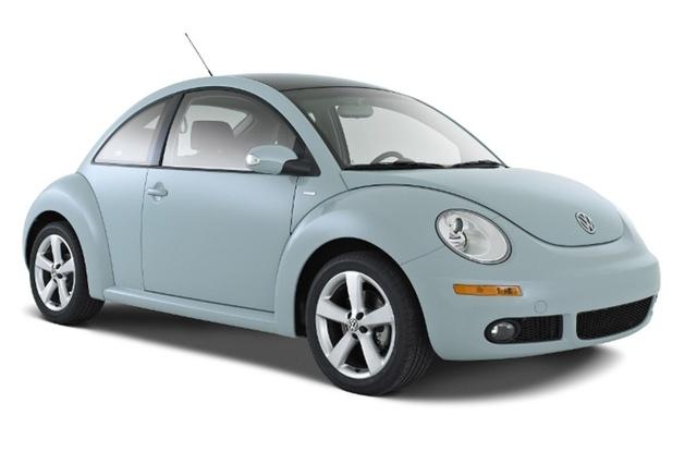 VW BEETLE (1998-2012) SLNEČNÉ CLONY