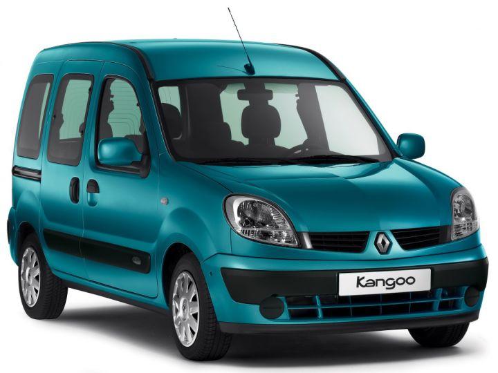 RENAULT KANGOO (1997-2007) SLNEČNÉ CLONY