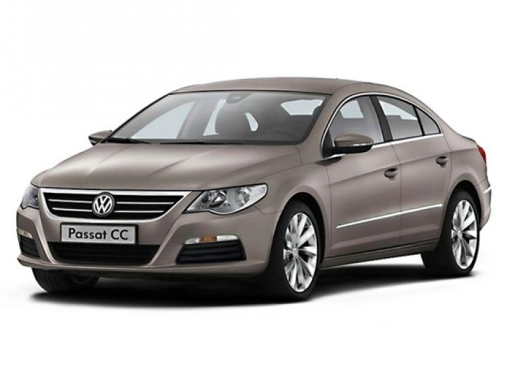 VW PASSAT CC (2008-2012) SLNEČNÉ CLONY