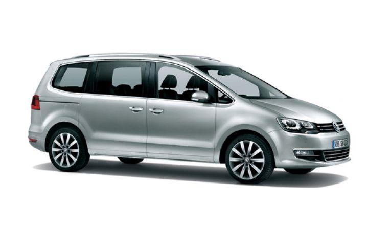 VW SHARAN (7N) (2010-) SLNEČNÉ CLONY