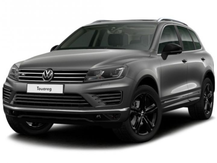 VW TOUAREG (7P) (2014-2018) SLNEČNÉ CLONY